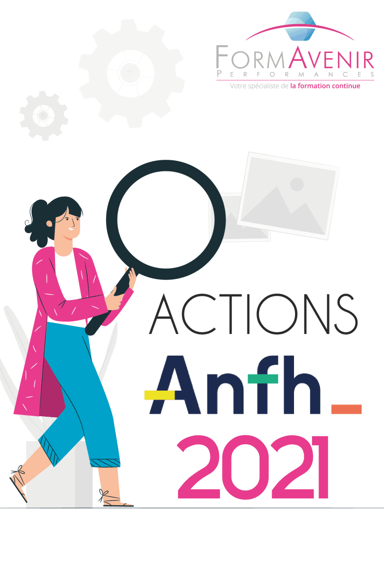 Actions ANFH 2021