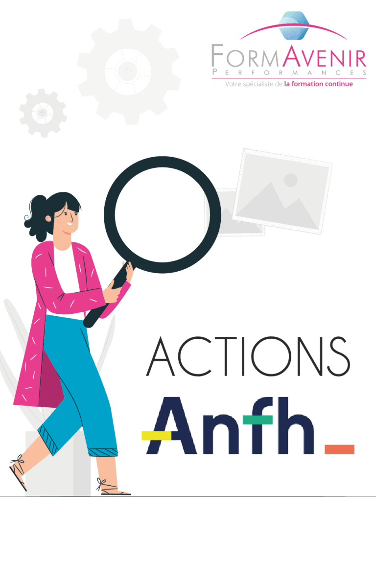 Actions ANFH