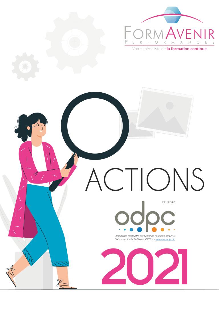 Actions DPC 2021