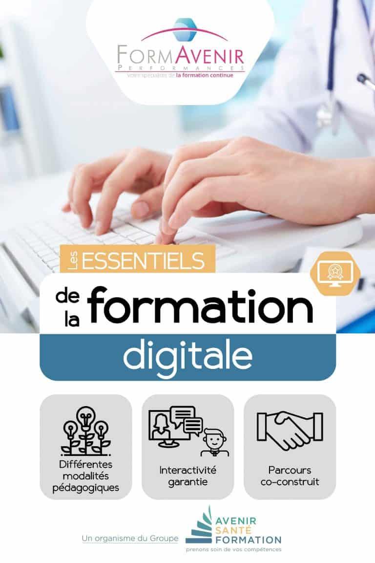 Les essentiels de la formation digitale - 2021