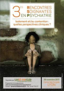 Formavenir Performances soutient les 3èmes rencontres soignantes en psychiatrie (RSP)