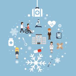 Le Groupe Avenir Santé Formation vous souhaite une bonne année 2018