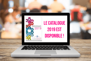 Le catalogue 2019 est disponible!