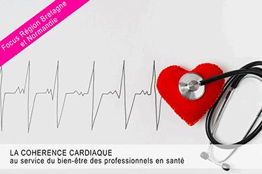 La cohérence cardiaque au service du bien-être des professionnels en santé