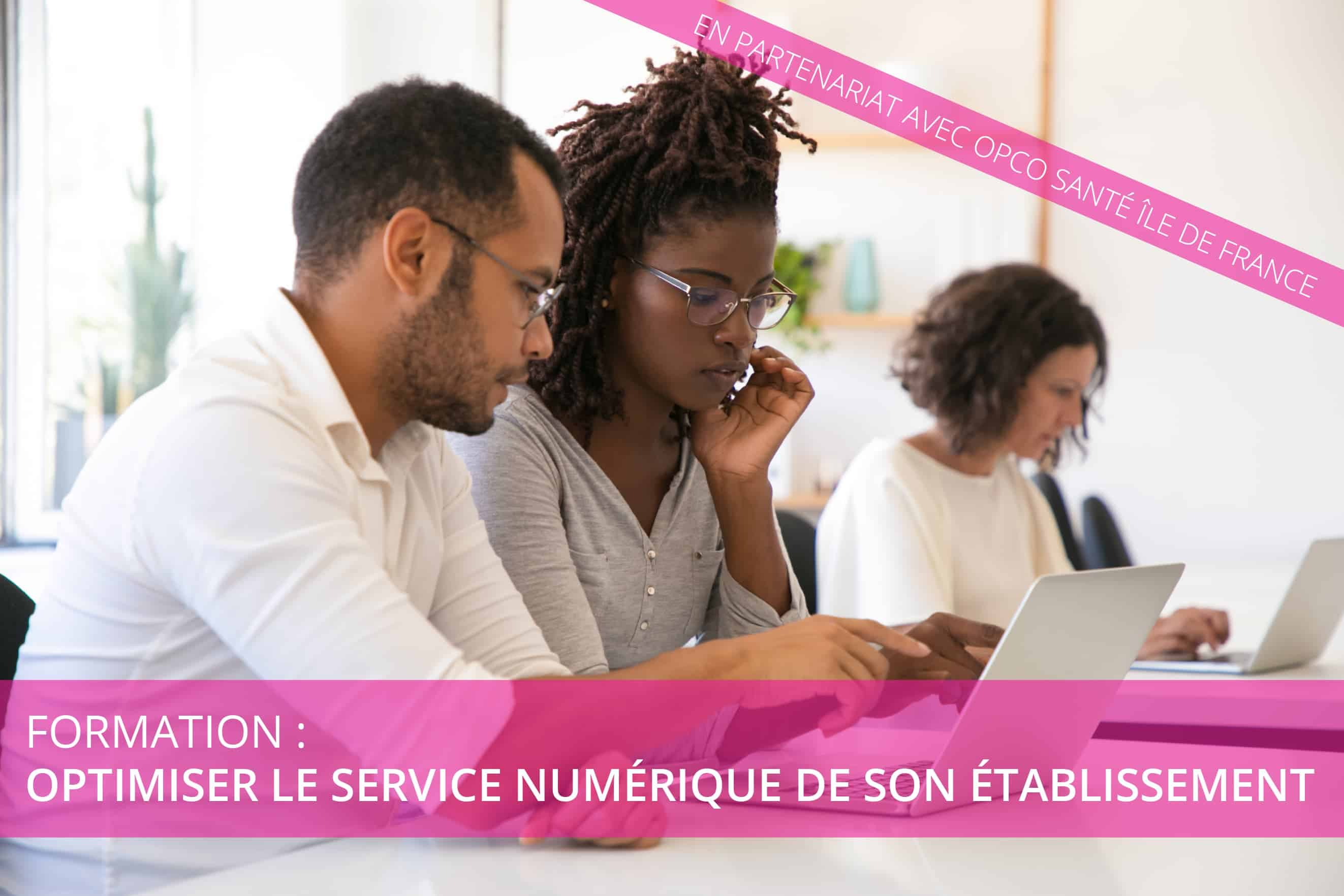 Formation : Optimiser le service numérique de son établissement